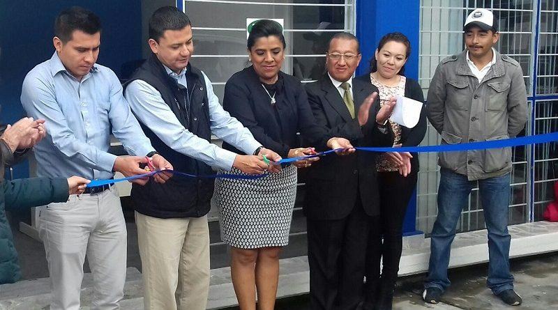 Inauguran Módulo De Servicio Del Sat En La Canaco Servytur