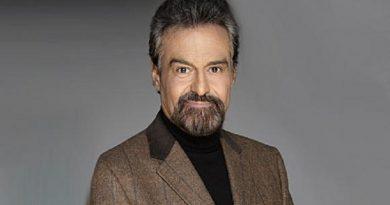 Muere el actor mexicano Gonzalo Vega.