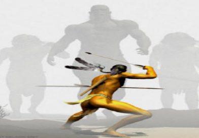 Gigantes y Toltecas, habitaron Tulancingo.