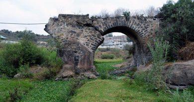 Antiguo Acueducto del Valle de Tulancingo