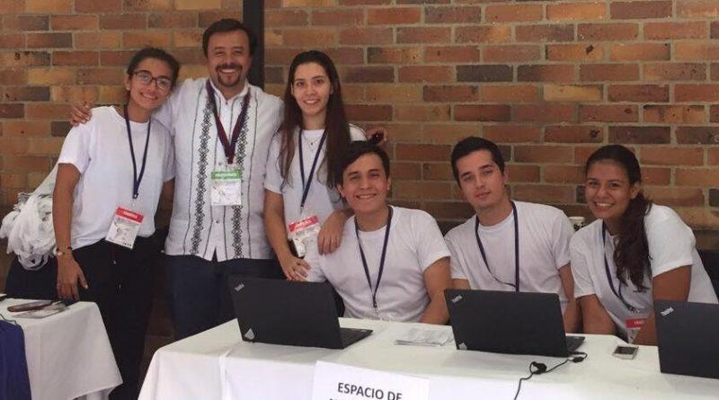 UPT presente en Encuentro de Movilidad Internacional, en Colombia.