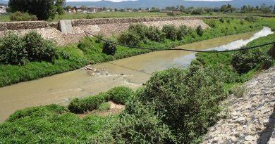 Vecinos de la colonia 28 de mayo detienen trabajos del Río Grande Tulancingo.