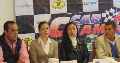 """Cierre de temporada de la Car Champ, """"Gerardo Sanz"""", en el Autódromo Bosques del Ángel."""