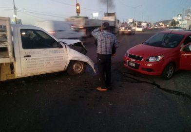 Tarde de accidentes en la carretera México – Tuxpan, cerca de la Mega.