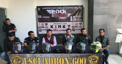 Rock & Road Fest 2018 en Pachuca
