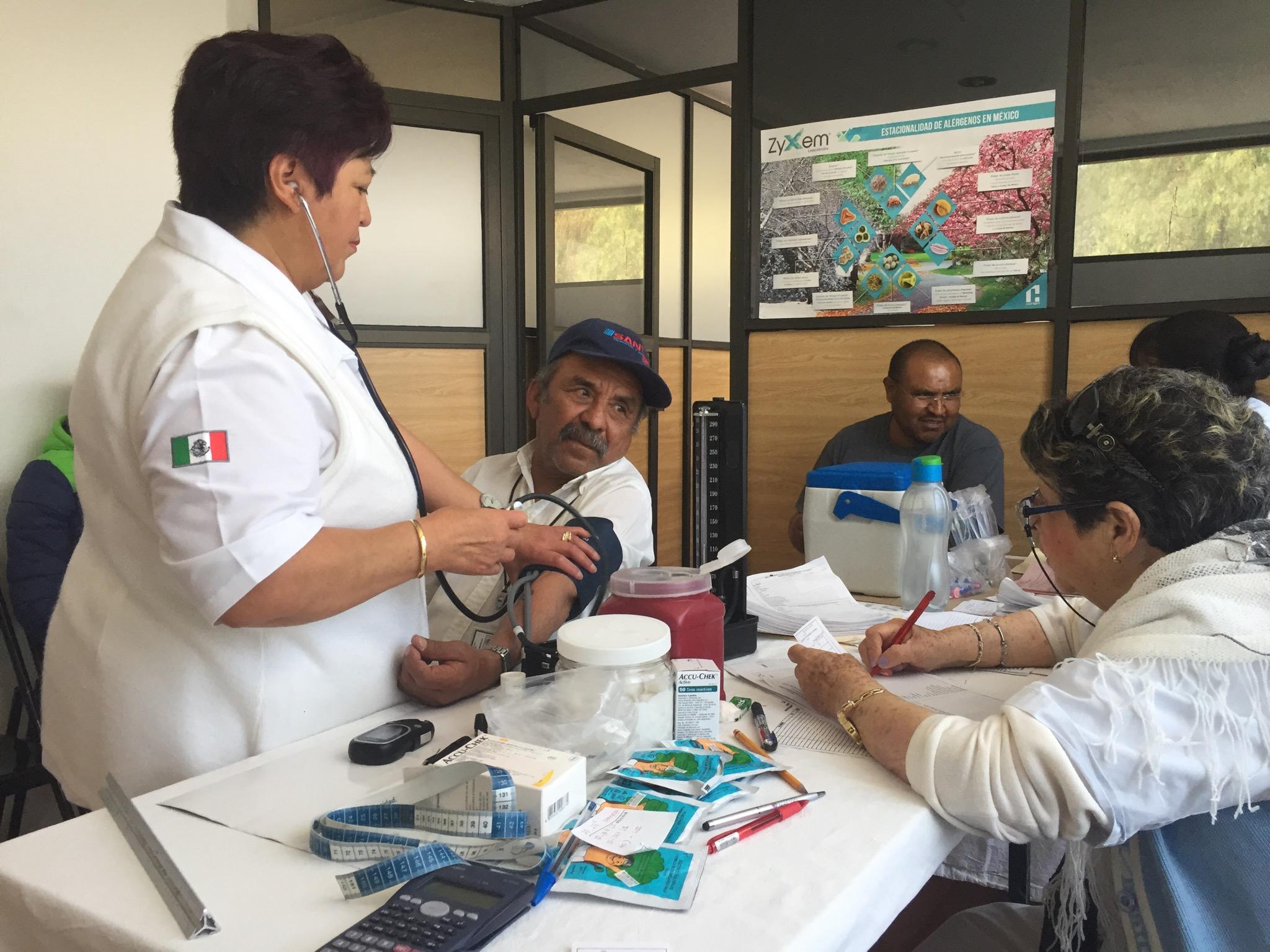 Hipertensión arterial, una de las principales causas de mortalidad en México: ISSSTE
