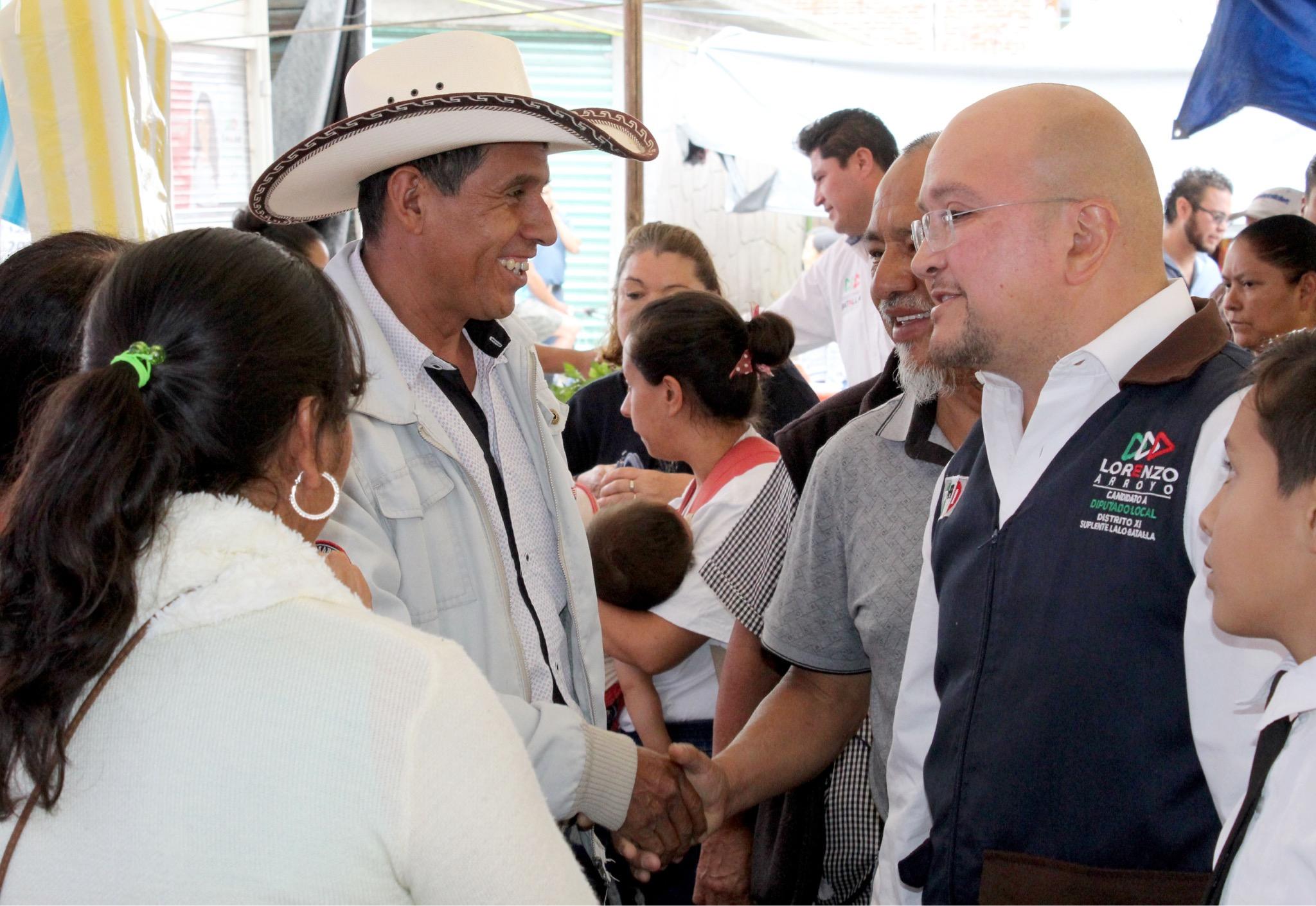 """""""Somos más los que queremos que las cosas salgan bien"""": Lorenzo Arroyo"""