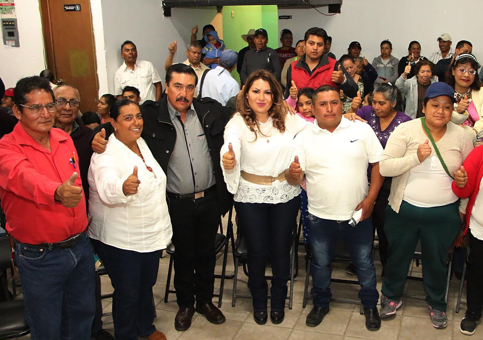 Impulsará Emilse Miranda incentivos fiscales para comerciantes