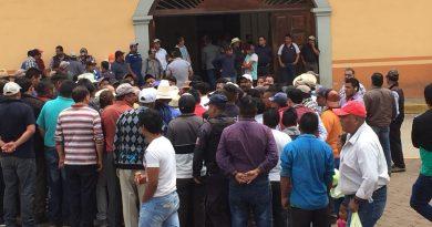 Detiene Seguridad Publica a presunto ladron de vehículos en Acaxochitlán