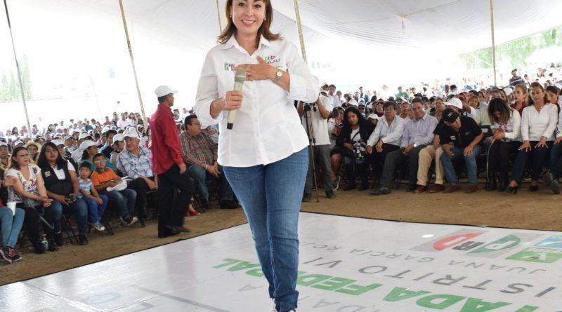 Hidalgo cerró la llave a intenciones desestabilizadoras: Citlali Jaramillo