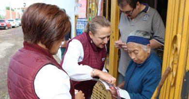 Impulsará Isabel Alfaro acceso a créditos que beneficien a los pequeños negocios