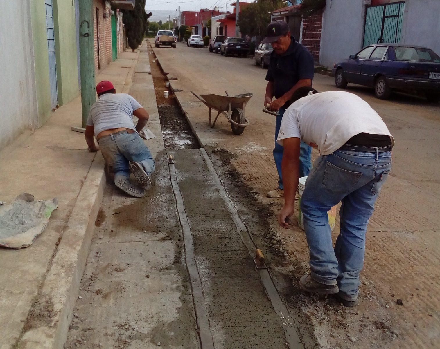 Realiza CAASST sustitución de red de agua potable