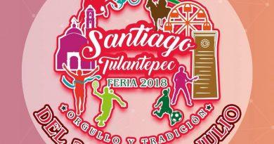 Inicia el próximo fin de semana la Feria de Santiago Tulantepec