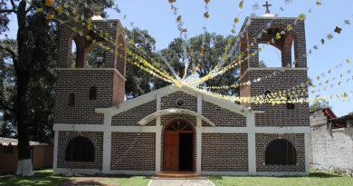 Celebran en Segundas Lajas, Singuilucan, la feria en honor a la Virgen del Carmen, 14,15 y 16 de Julio