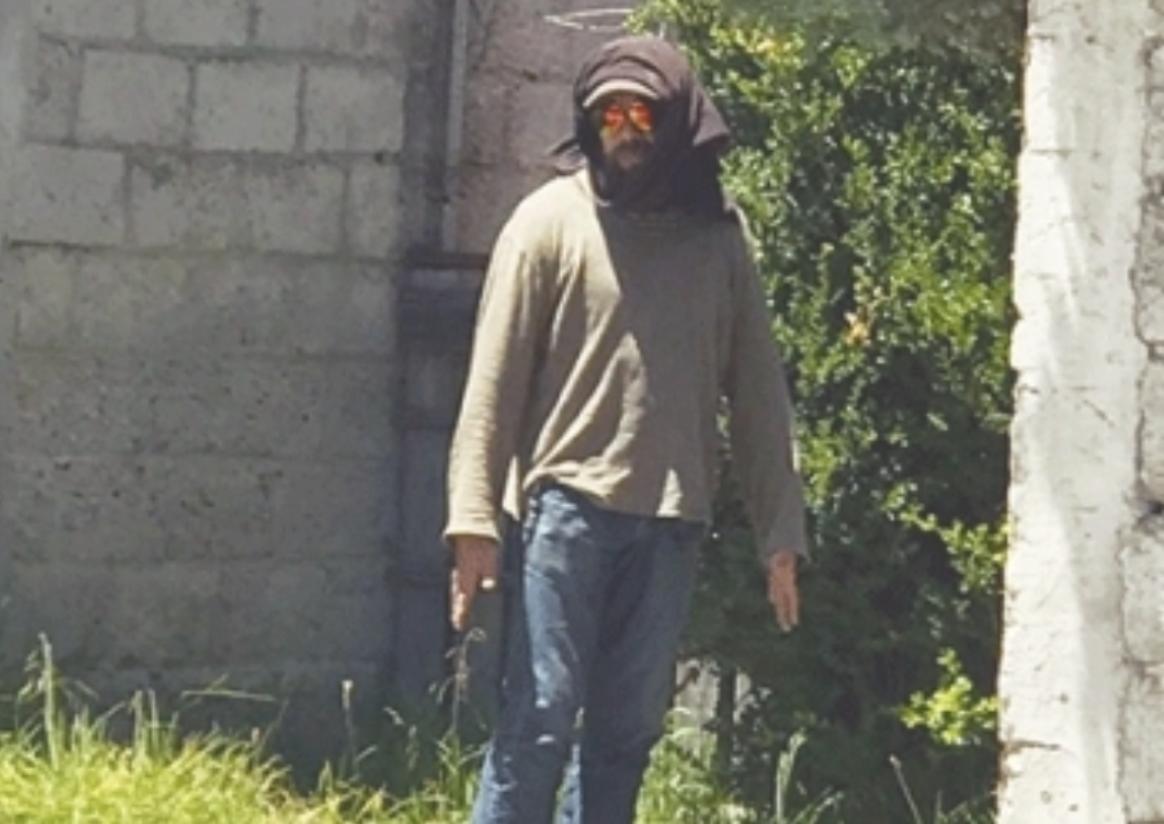 Preocupados los vecinos de Napateco por constantes agresiones de un sujeto