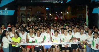 Ultimas 80 inscripciones a la tradicional carrera nocturna de Independencia de 5 km