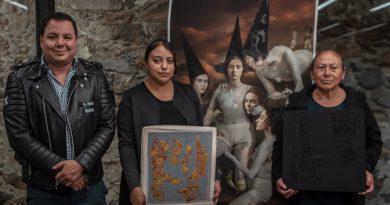 Artistas de la UTec exponen sus trabajos en museo de Paris, Francia