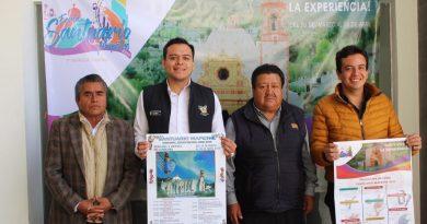 Presentan la Feria del Santuario de Mapethé en el Cardonal