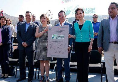 Arranca SEMARNATH campaña #Yosinbolsa #Yosinpopote en Hidalgo
