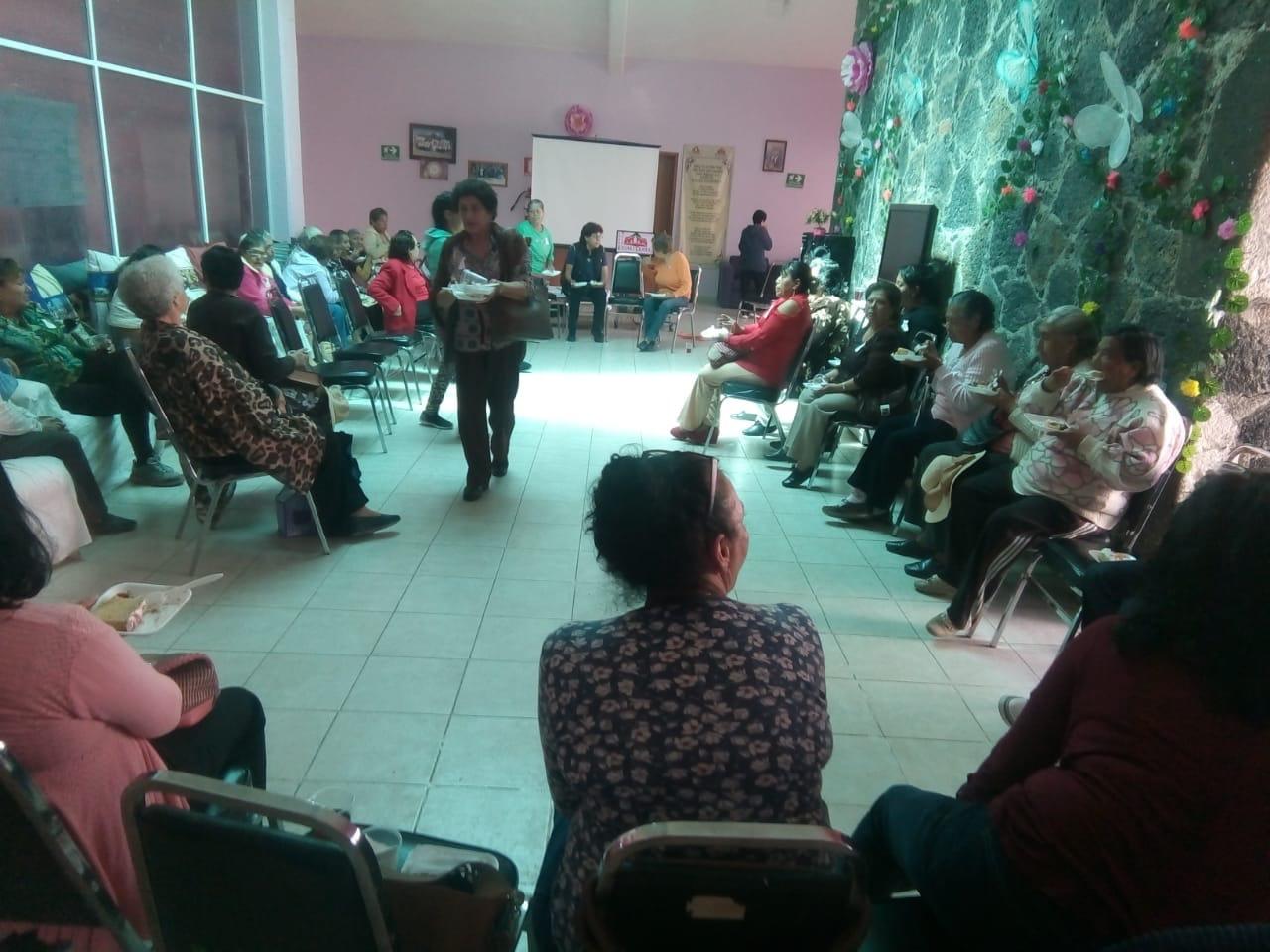 Invita Casa de Día a taller de fortalecimiento de la memoria