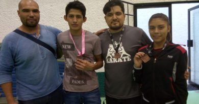 Ganan Judocas tulancinguenses medallas de bronce en torneo nacional