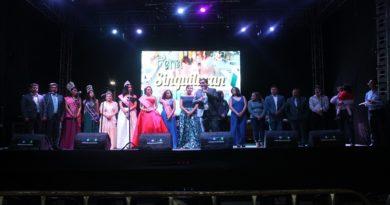 Inauguran Fería del Señor de Singuilucan 2019