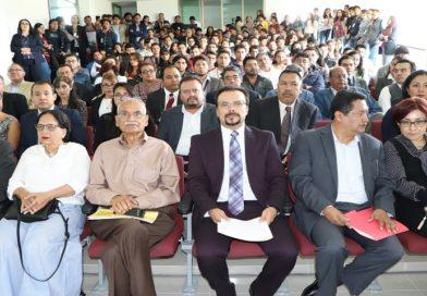 UPT difunde ciencia y desarrollo tecnológico a través del Primer Encuentro de Investigación de Estudiantes de Posgrado