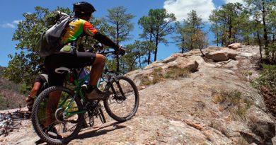 5ª Rodada Ciclista Ecoturística en la Ruta de la Luna, Metztitlán, Hidalgo