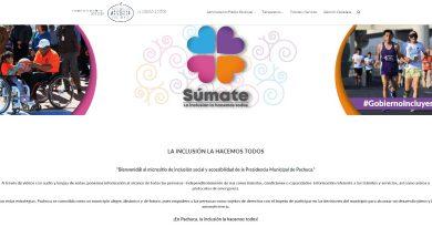 Habilita alcaldía de Pachuca micrositio de inclusión para personas con discapacidad