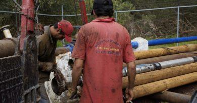 """Trabajan a marchas forzadas para restablecer el pozo """"Capulines"""" de Acaxochitlán"""