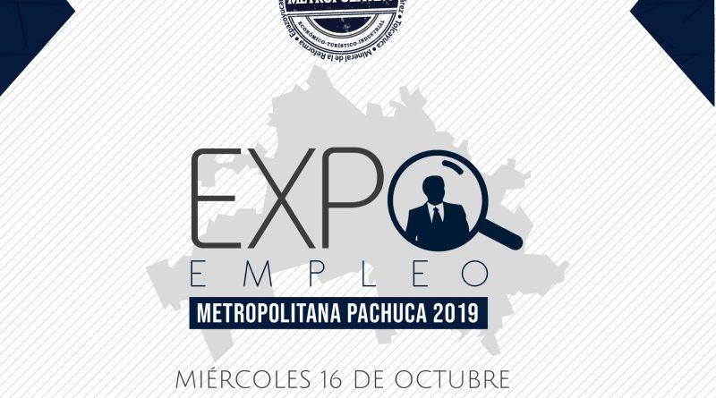 Realizarán Expo-empleo metropolitana en Plaza Independencia de Pachuca