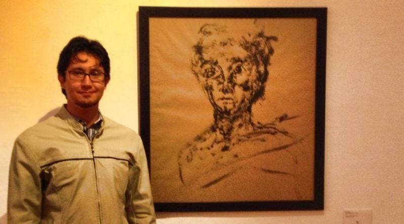 Cierra Ábside Galería el año con exposición pictórica de Jaime Enrique Rubio