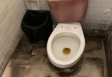 Califican como foco de infección los baños del mercado Benito Juárez
