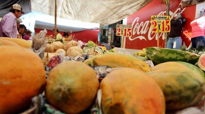 Trabajará tianguis de los jueves con 30 % de comerciantes y venta sólo de perecederos