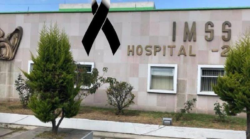 De luto la familia IMSS al perder a otro médico a causa del Covid-19