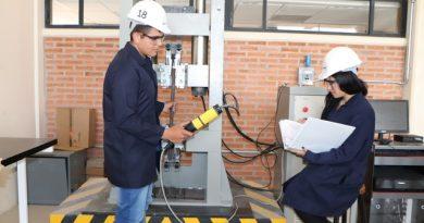 UPT, primera universidad Politécnica en el país con laboratorio acreditado por la EMA